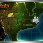The Map of Panem is finally revealed in The Hunger Games Adventures on Facebook