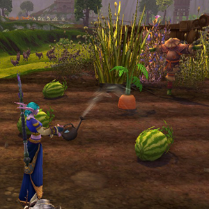 World of Warcraft FarmVille