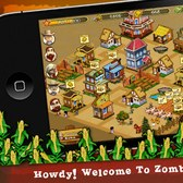 Zombie West mixes city-building with tower defense on iOS