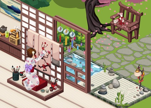 The Sims Social Sushi Week Quest guide