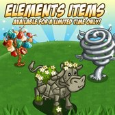 FarmVille Elements Items: Match Stick Tree, Fire Castle and more