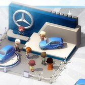 SimCity Social: Grab your free Mercedes-Benz Display before it's too late