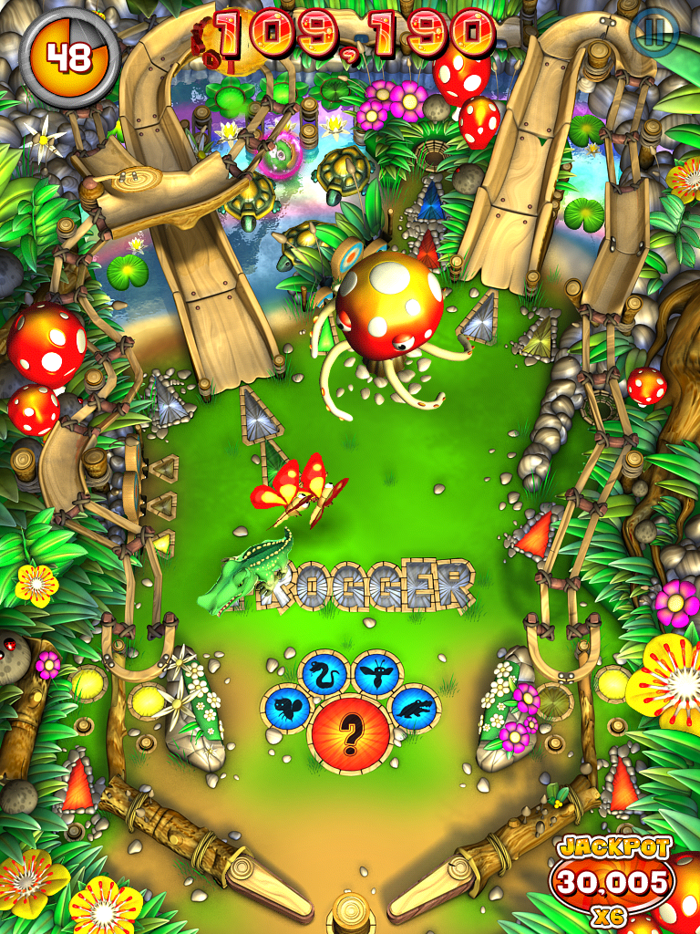 Frogger Frenzy iOS