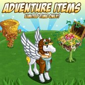 FarmVille Adventure Items: Thick Foliage, Goblet Tree and more