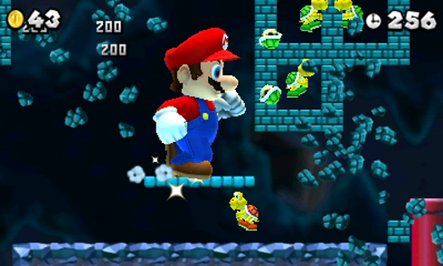 New Super Mario Bros 2 images