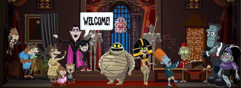 The Hotel Transylvania Social Game