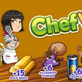 CastleVille: Play ChefVille for free Gold Bricks, energy and more