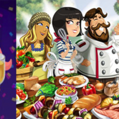 Cafe World vs ChefVille: Are these two games really different?