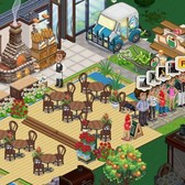 ChefVille Cheats &amp; Tips: Earn salt and pepper by visiting friends