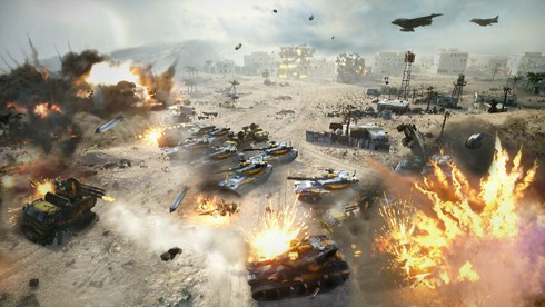 Command & Conquer free-to-play
