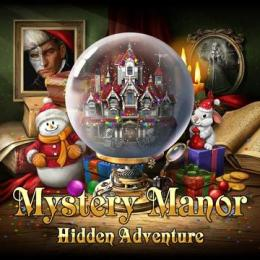 Mystery Manor Hidden Adventure iPad