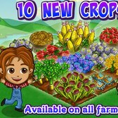 FarmVille hits a triple crown: Double mastery, new crops, and new coin expansions