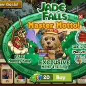 FarmVille Master Motto: Earn bonus items for paying up (again)