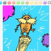 The Lorax hits up Words With Friends, Draw Something to pimp his DVD