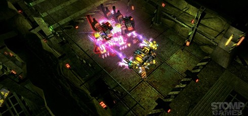 Robot Rising screen shots