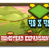 Pioneer Trail Gargantuan Homestead Expansion Goals: Everything you need to know