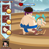 Rock Paper Sumo looks to shake up Facebook in closed beta this fall