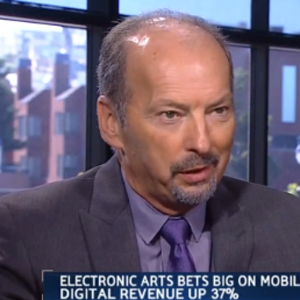 EA COO Peter Moore