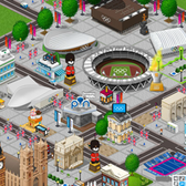 Olympic Games City on Facebook: What do they give runners-up?