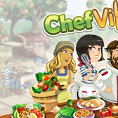 ChefVille 'Add Me' Page: Make new friends fast!