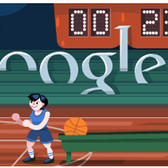 Google shoots hoops in its next 2012 Olympics Google Doodle