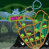 Your dreams of stoning Green Day come true in Angry Birds Friends