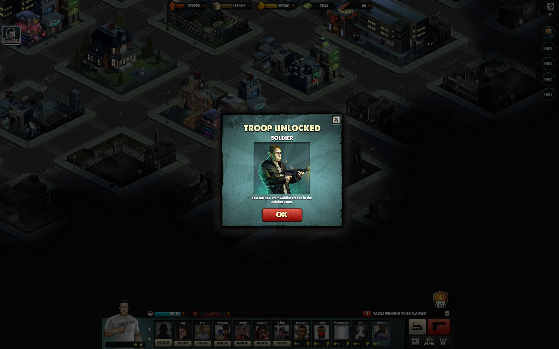 Mobsters Criminal Empire screen shots