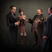Indie game darling SpyParty gives a nod to timeless haute couture