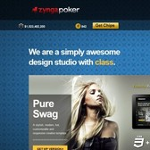 This is Zynga's gamblers only website, Zyngambler.com [Report]