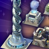 SimCity Social Back From the Future Quests