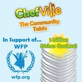 ChefVille: 1 billion dishes served means more prizes for you