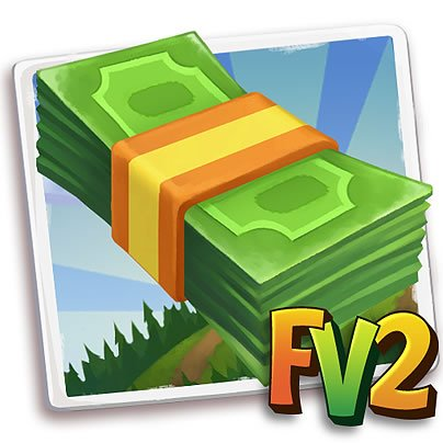 FarmVille 2 Farm Bucks