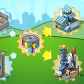 CityVille Rainbow Part Center: Everything you need to know