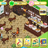 Namco's Deluxe Cafe on Android: A sweet shop has never been so bland