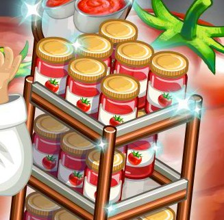 ChefVille Tomato Rack Guide