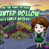 FarmVille gets spooky with new Haunted Hollow farm