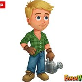 How George Clooney and Brad Pitt found their way into FarmVille 2