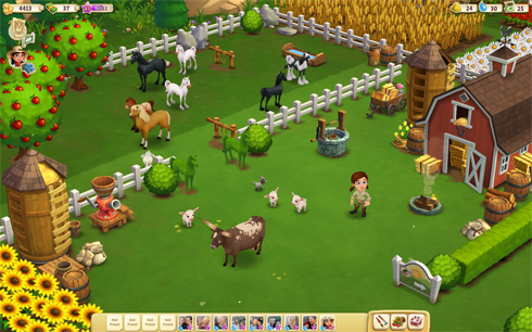 FarmVille 2 screen shots