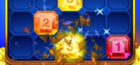 Gems With Friends high score