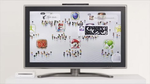 Nintendo Wii U Miiverse