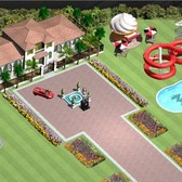 Monopoly Millionaire Mansions is Hasbro's take on Facebook games