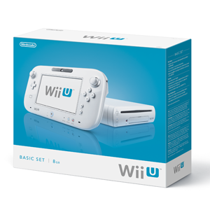 Nintendo Wii U screens