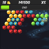 Bubble Galaxy with Buddies: Head-to-head bubble popping comes to iPhone