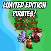 FarmVille Pirates Items: Treasure Map Tree, Wooden Cart and more