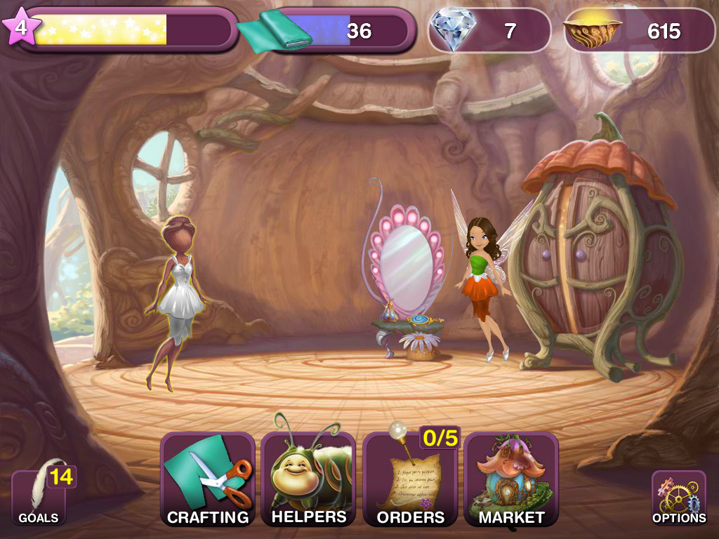 ... Fairies Fashion Boutique mixes pixie dust with fairy fashion on iOS