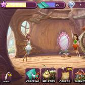 Disney Fairies Fashion Boutique mixes pixie dust with fairy fashion on iOS