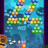 Bubble Blitz Mania on iOS: TeamLava's bubble popper gets a 60-second boost
