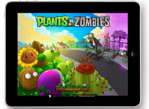 Plants vs. Zombies iPad update