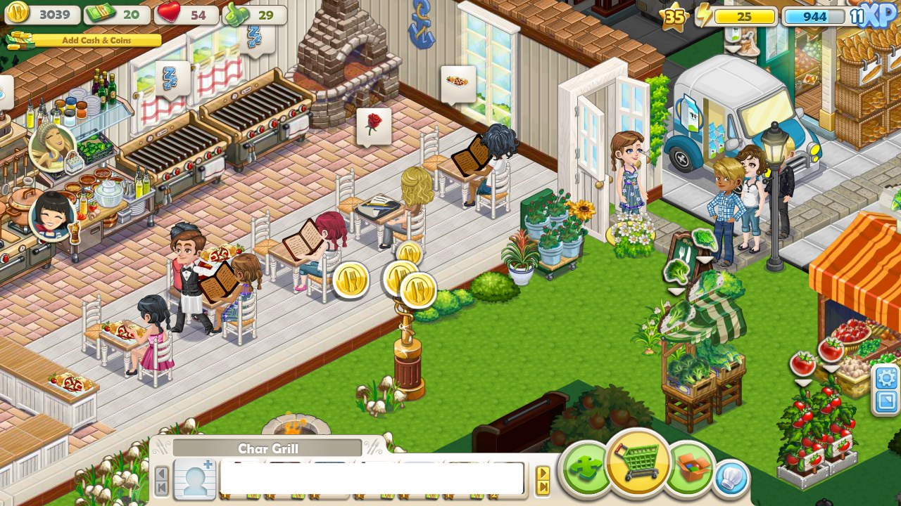Chefville aftertaste zynga may finally be listening
