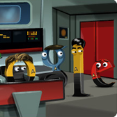 Star Trek Google Doodle beams up classic adventure game memories